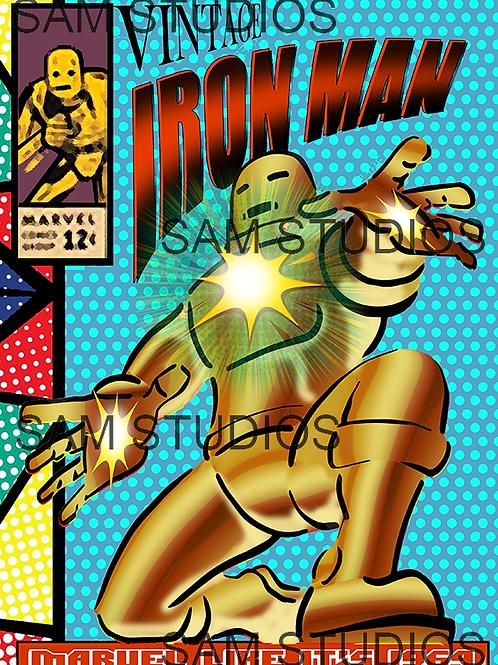 Iron Man 1964 - Vintage