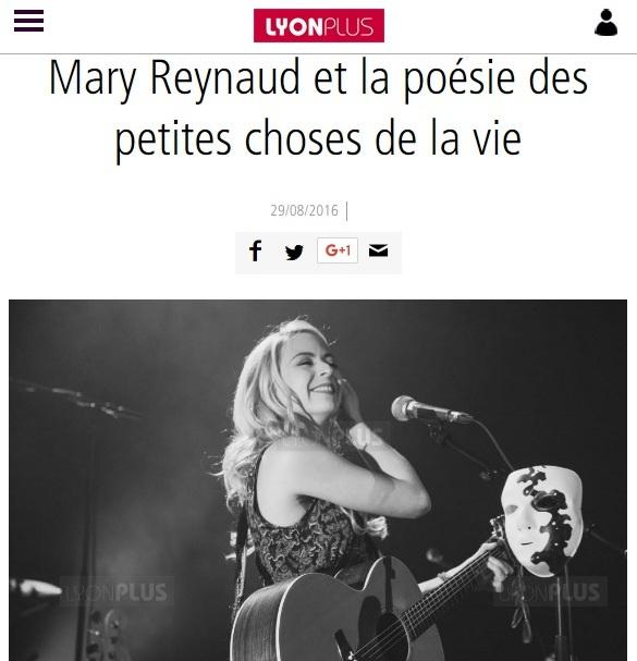 Lyon Plus - 08/2016