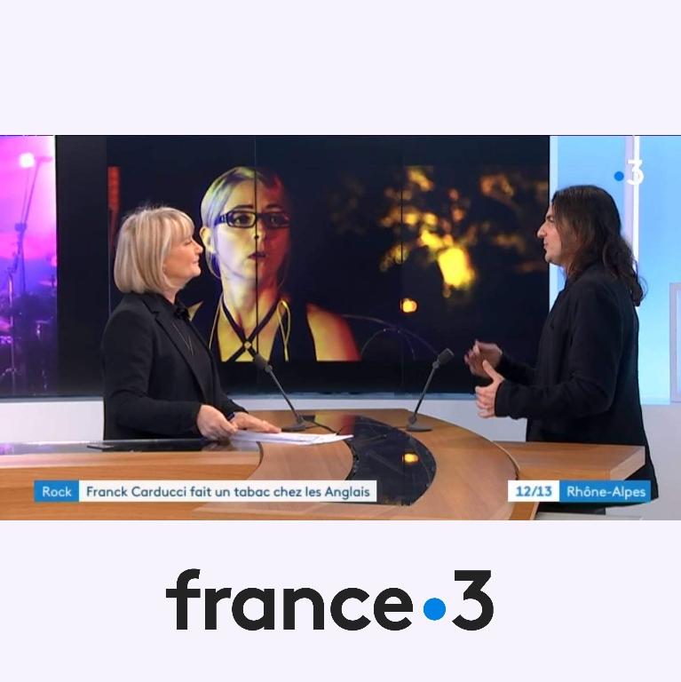 Franck Carducci - JT France 3 - 2018