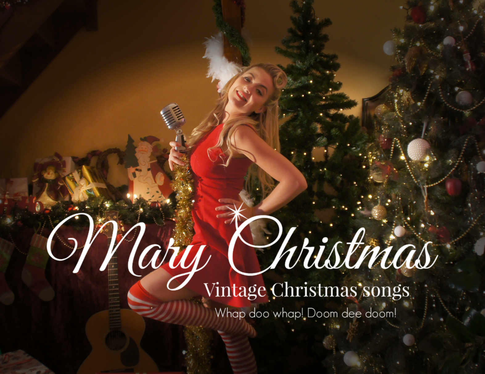 Mary Christmas - Medley