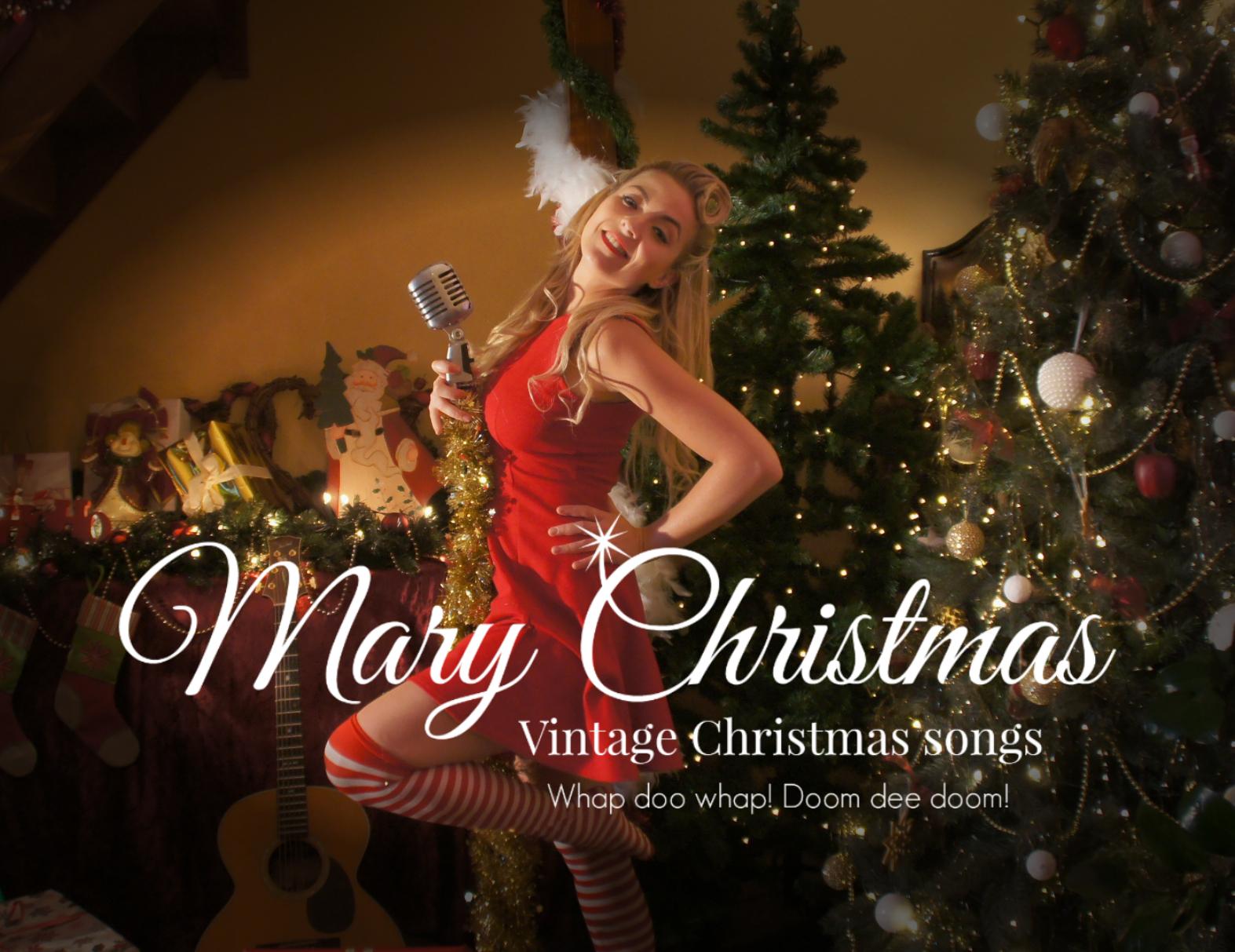 Mary Christmas - Medley