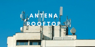 Antena tipo rooftop
