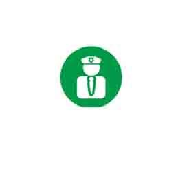 Simbolo da policia ambiental