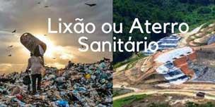 Imagem de Lixão ou Aterro Sanitário