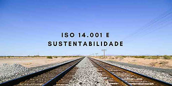 Imagm sobre a sustentabilidade e a ISO 14001