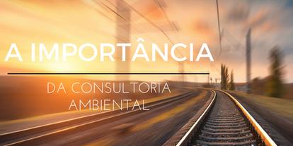 A importancia da consultoria ambiental