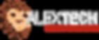 Logo AlexTech Branca