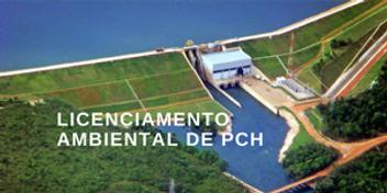 Imagem do Licenciamento Ambiental de PCH