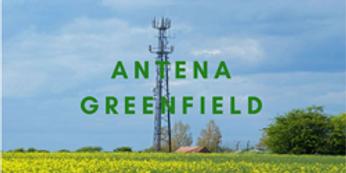 Foto antena tigo Greenfield