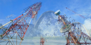 Montagem de antenas em Belo Horizonte