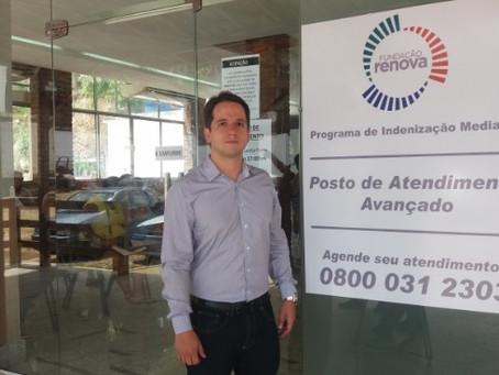Quase 5 mil pessoas já foram indenizadas pela mineradora Samarco