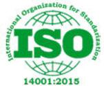 Imagem da iso 14001 de 2015