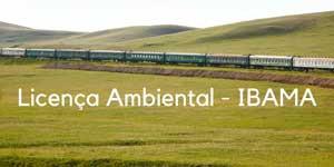 Imagem representando licenciamento ambiental do ibama