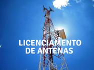 Imagem de licencamento de Antenas
