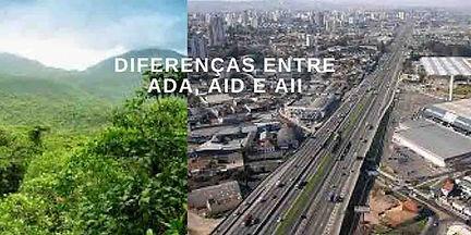 Imagem simbolizando ADA, AID e AII