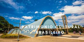 imagem de um patrimonio cultural brasileiro