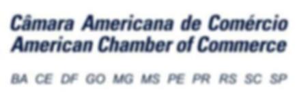 Nome da Câmara Americana de Comércio AMCHAM