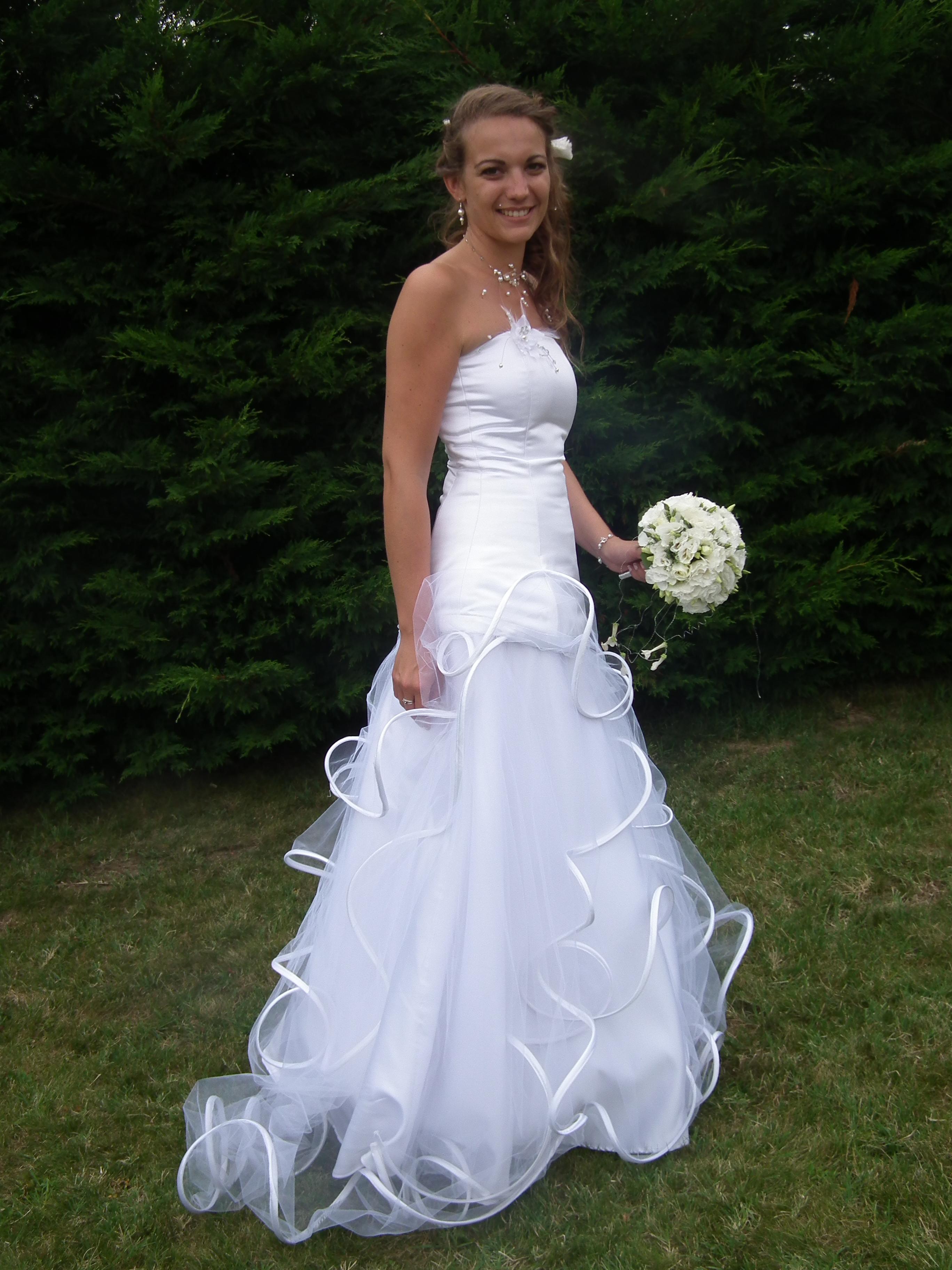 retouche robe de mariée 91