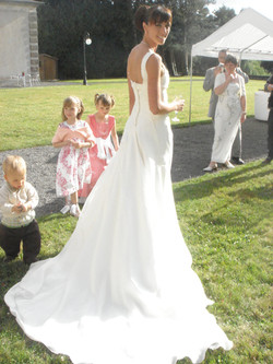 création robe de mariée 94