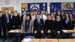 RONA MACKAY MSP WELCOMES RETURN TO FULL-TIME SCHOOLING