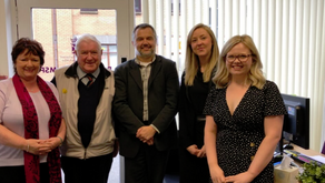 RONA MACKAY MSP MEETS WITH MACMILLAN TO DISCUSS TRANSFORMING SCOTLAND'S CANCER CARE SYSTEM