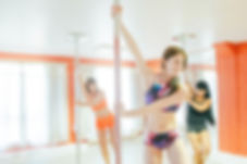 Pole Dance Classes Highgate London