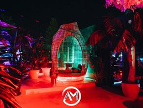 Peca en BLESS, el nuevo night club de Marbella