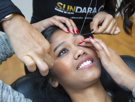 Las ventajas de la Depilación con hilo por Sundara, la primera cadena de depilación con hilo de Espa
