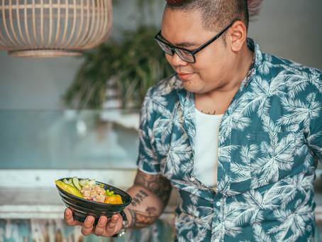 Tasty Poke Bar estrena novedades en su carta de la mano del chef Jhonny Setjo