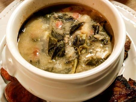 ¡Quiero una sopa!
