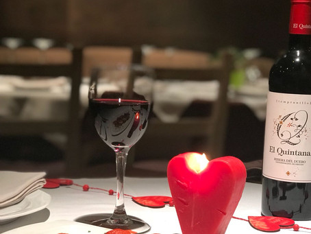 En San Valentín, disfruta de una cena romántica en Trattoria SantArcangelo