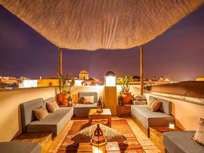 Un excepcional Riad marroquí en el corazón de Tarifa