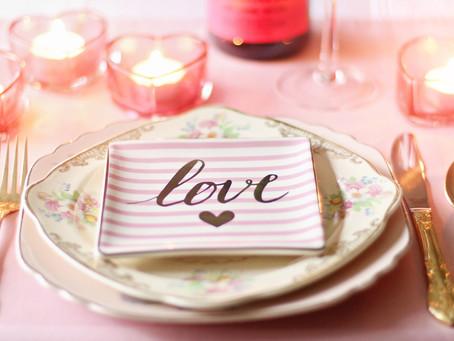 Enamora (aún más) a tu pareja con el Menú de San Valentín de nuestros restaurantes