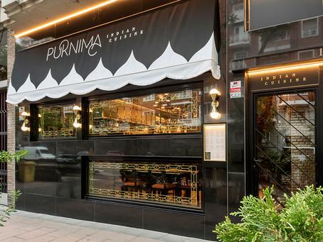"""Madrid in Love firma el nuevo """"look"""" del restaurante Purnima"""