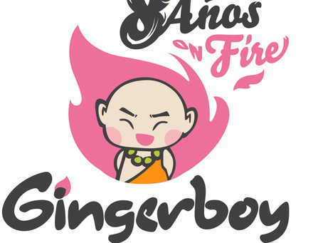 En Junio, Gingerboy Thai Fusión cumple 8 años