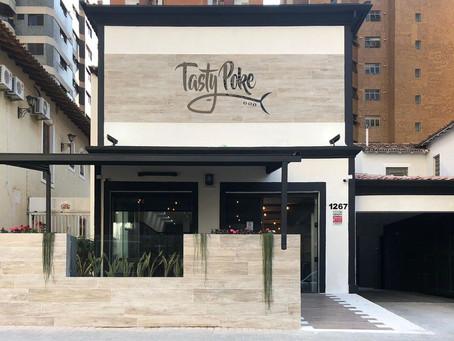 Tasty Poke abre en Brasil su primer local fuera de España, y se convierte en la primera cadena españ