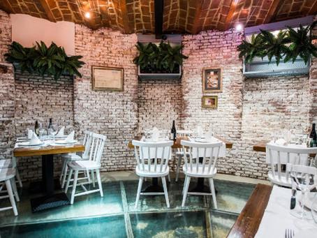 El restaurante el Caldero estrena nueva imagen en la que está muy presente el Mediterráneo