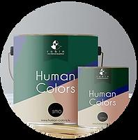 site web human-colors.lu by plannet.lu.p