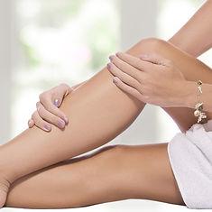 Epilation des jambes Wellness by Jane