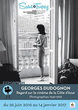 Georges Dudognon - Regards sur le cinéma de la Côte d'Azur