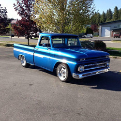 "66"" Chevy Truck"