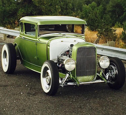 30' Model A Ford