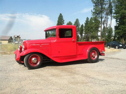 """34"""" Ford Truck"""