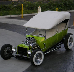 """23"""" Ford Touring"""