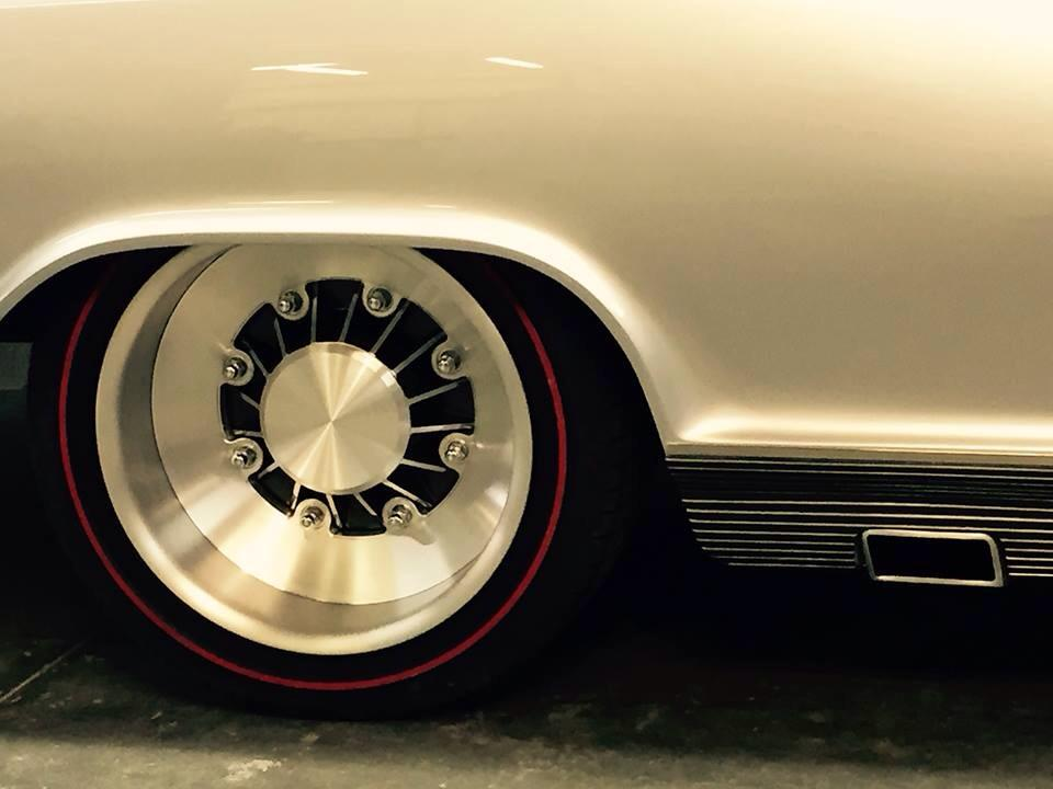 One-Off 8 Lug Pontiac Wheels