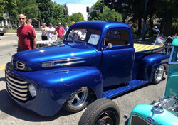50' Ford Truck