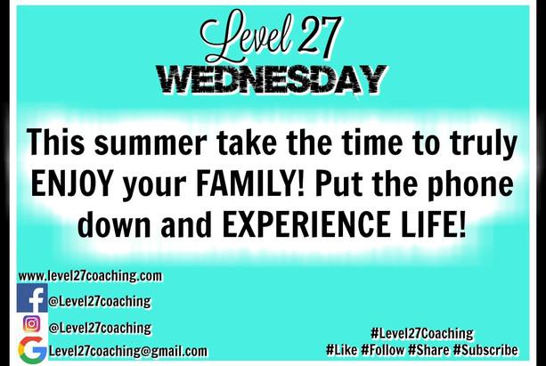 Level 27 Wednesday