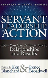 servant leadership in action straight on