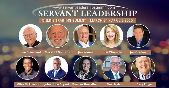 Servant leadership online training FINAL