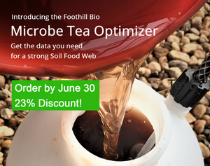 Microbe Tea Optimizer